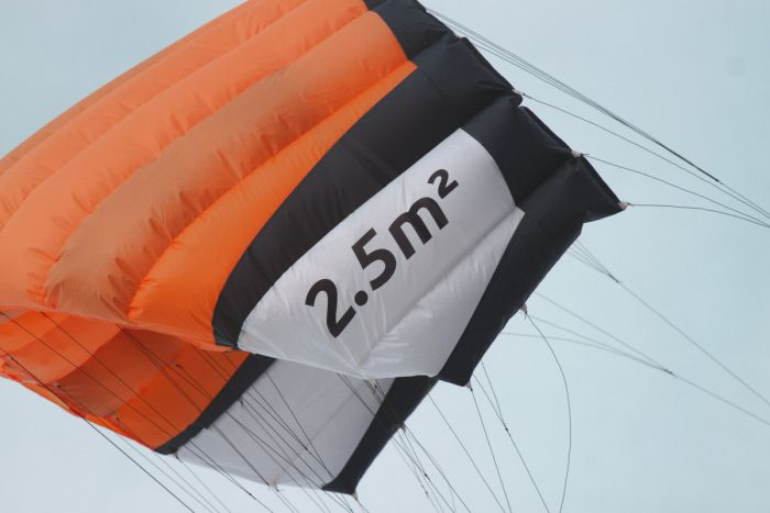 Skipper-3 linet trainer kite
