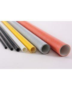 Glasfiber rør 150 cm, Ø5-22mm