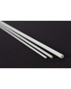 Glasfiber - krydsv. 100cm, Ø1,2-3mm