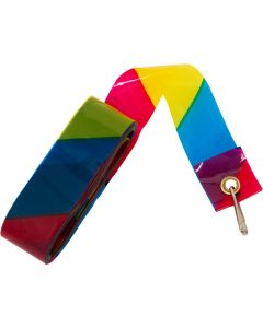 Regnbue farv. hale plast
