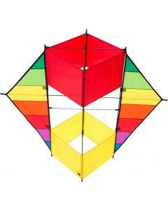 Kassedrage F-Box Rainbow