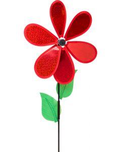 Ecoline Red Flower