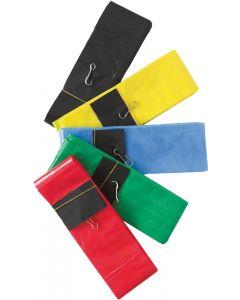 Rørhale ø6cm m.clips plast 15m