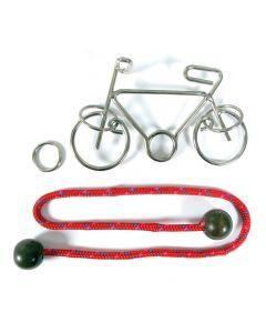Cykel snøre trick