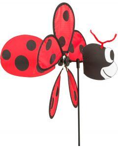 Spin Critter Ladybug